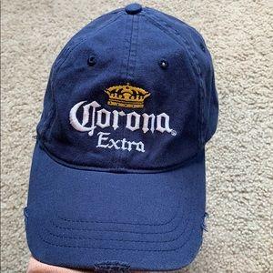 Blue  Corona Hat